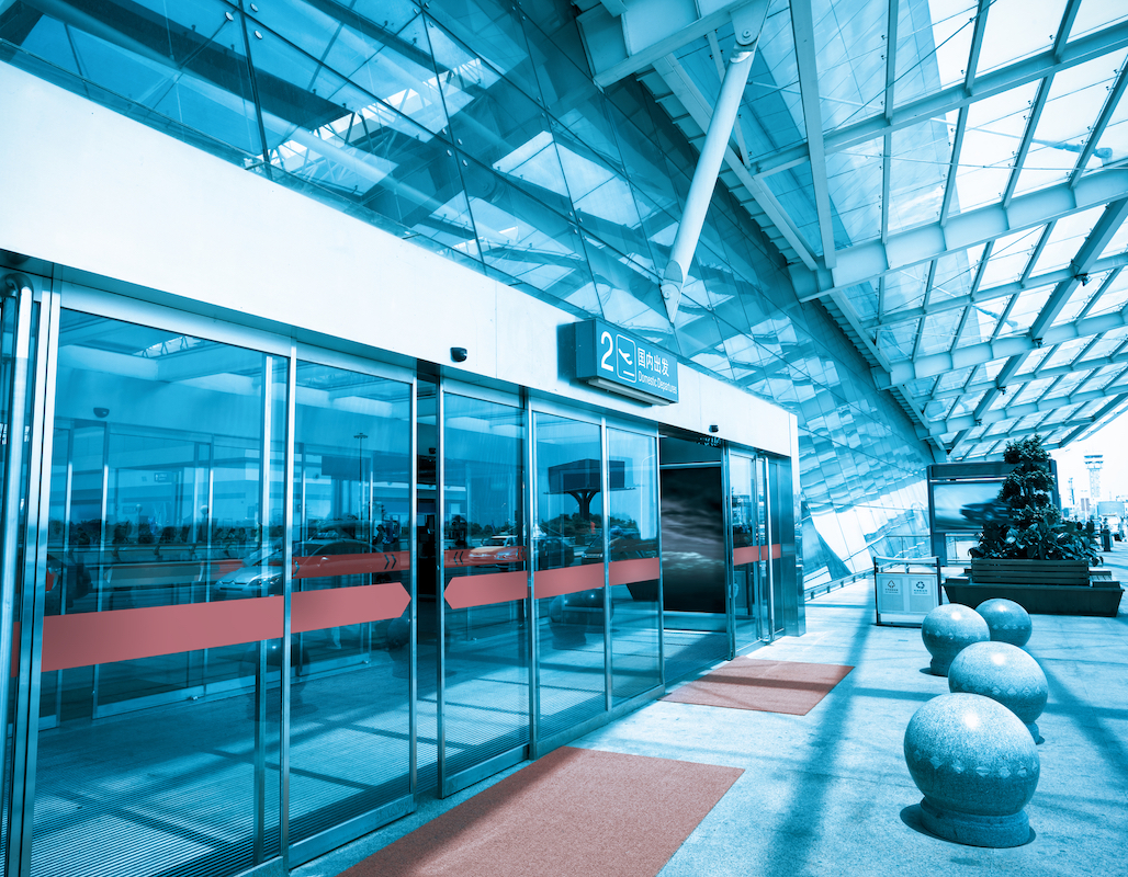 Automatic Doors for Building Operators