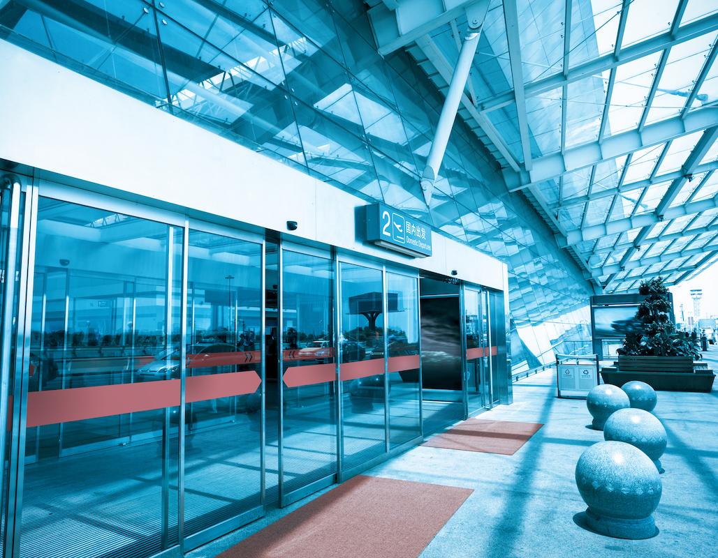 Automatic Doors for Building Operators