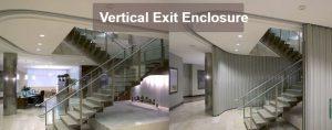 Won-Door Vertical Exit